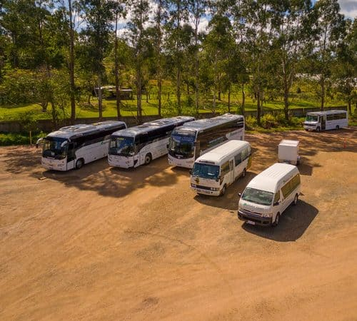 Sunshine Coast bus hire