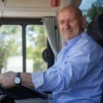 Noosa bus driver