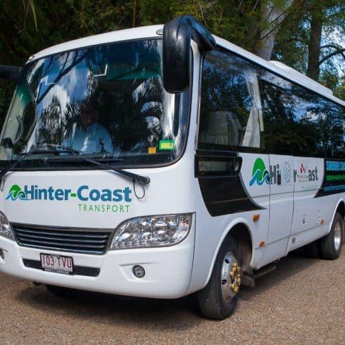 Noosa bus hire