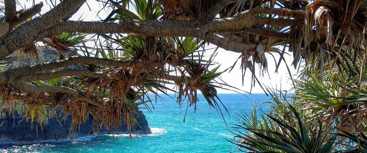 Secret beach Noosa National Park
