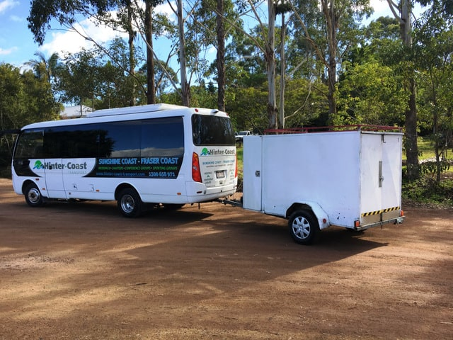 Brisbane to Noosa bus hire